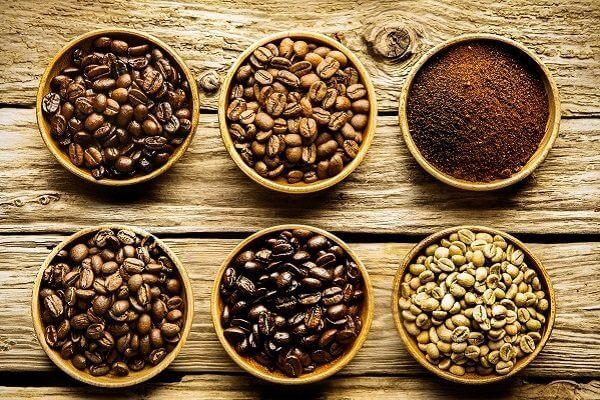 Οι ποικιλίες του καφέ